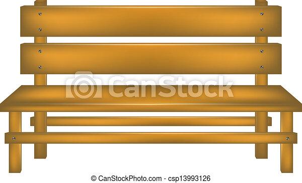 Rural bench Vector Clip Art Illustrations. 110 Rural bench clipart ...