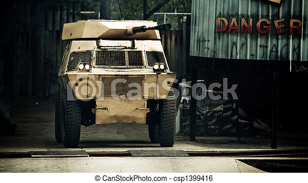 militär, cistern - csp1399416