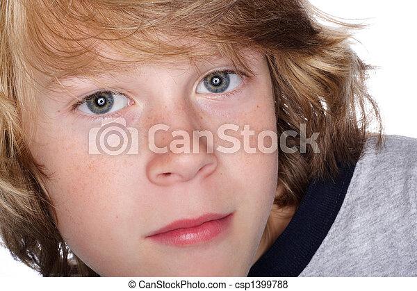 Adolescent Boy - csp1399788