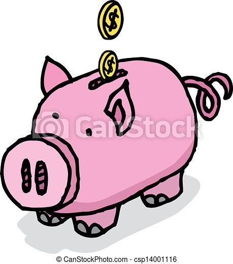 Savings Account Clipart