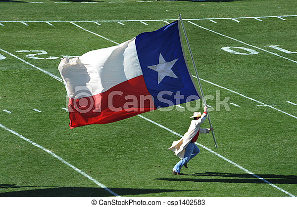 Texas Flag - csp1402583