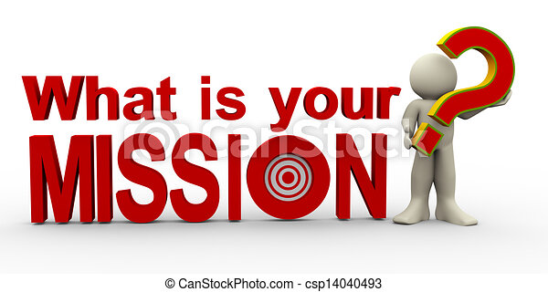3d man - what is your mission? - csp14040493