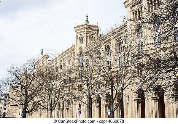 Government of Upper Bavaria - csp14060878