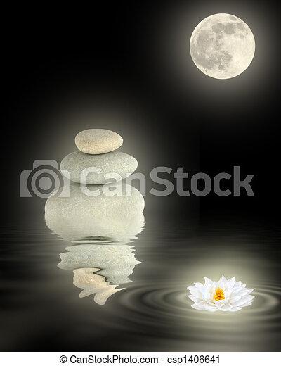 Zen Beauty - csp1406641