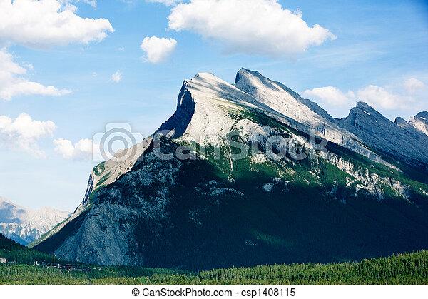 Rocky Mountain - csp1408115