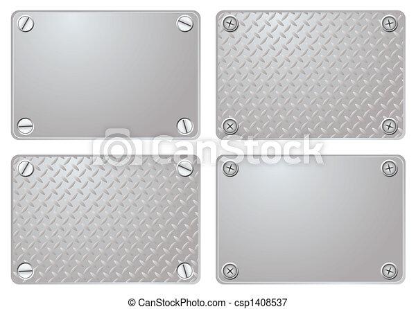 metal plate - csp1408537