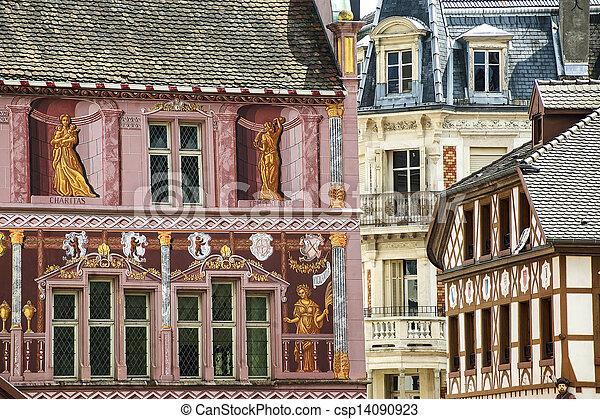 Mulhouse - Historic palace - csp14090923