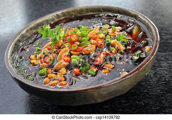 comida chinês - csp14109792