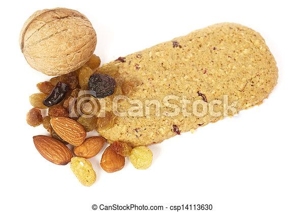 Musli med nötter