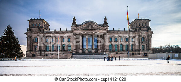 government building - csp14121020