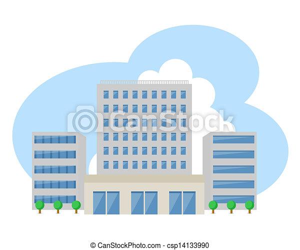 Hospital Laboratory Icon Hospital / Laboratory