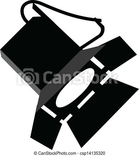 vector illustration of a stage lighting csp14135320 stage lights border clipart stage lighting clipart free