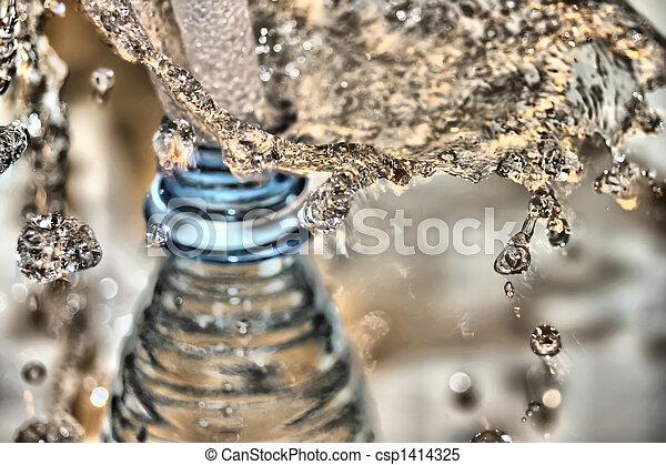 Water bottle - csp1414325