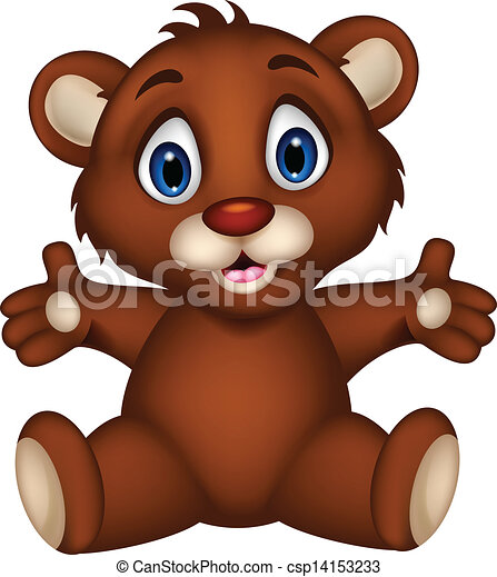 Gallery For gt Baby Brown Bear Drawing