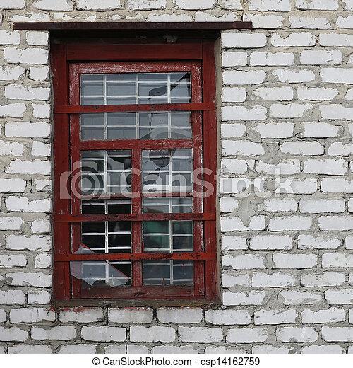 Stock bilder von mauerstein mauerwerk altes kaputte for Fenster 800x800