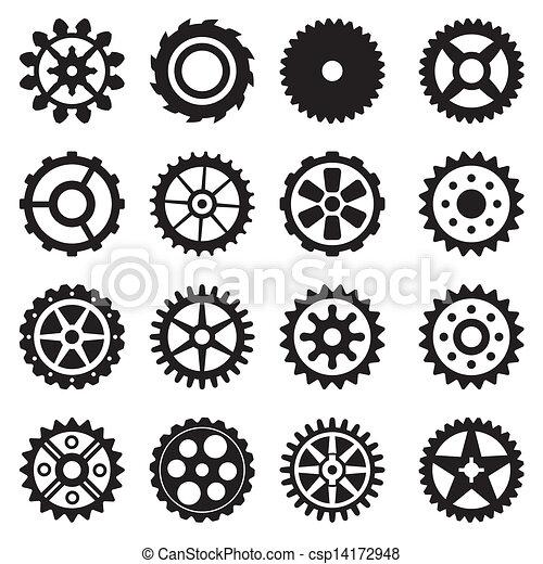 Gear set - csp14172948