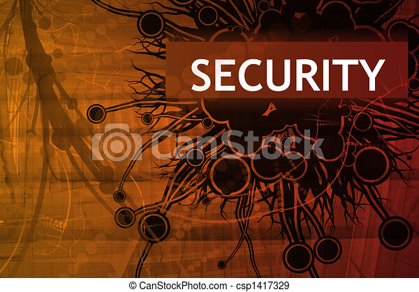 Danger Security Alert - csp1417329