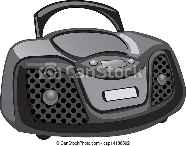 Cd player Stock Illustrations. 2,614 Cd player clip art images and ...