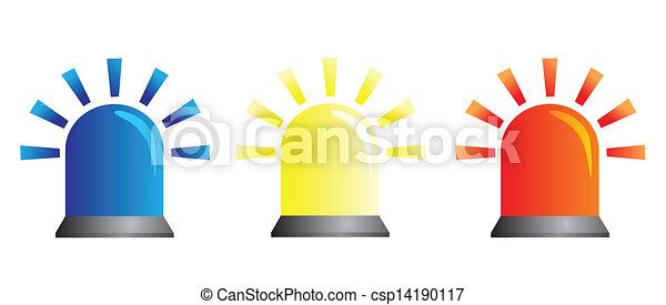 emergency light - csp14190117