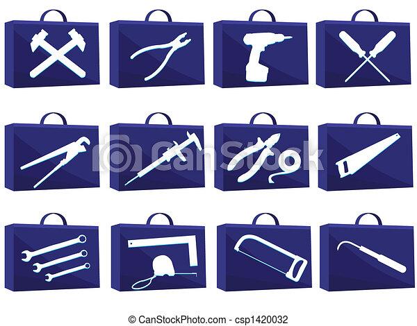 tools in a vector - csp1420032