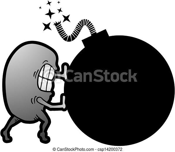 Push bomb - csp14200372