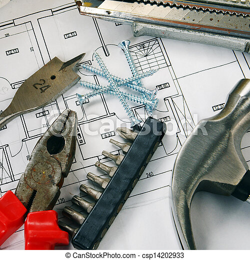 drawings  and tools  - csp14202933