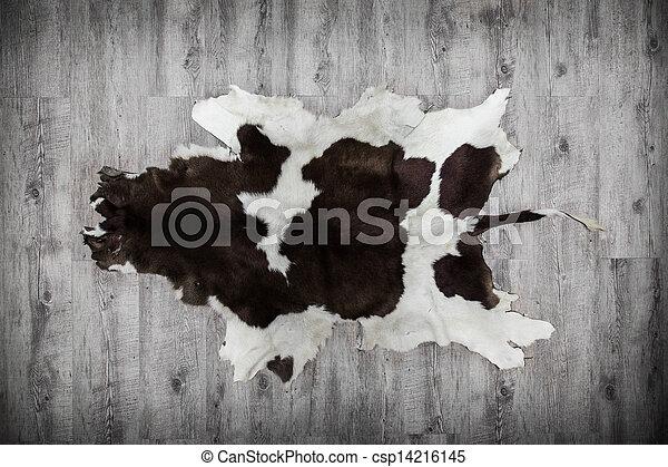 Tapijt koe