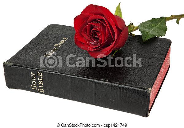 ロマンス語, 宗教 - csp1421749