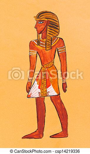 stock fotos von uralt gypter pharao historische kost m uralt csp14219336 suchen. Black Bedroom Furniture Sets. Home Design Ideas