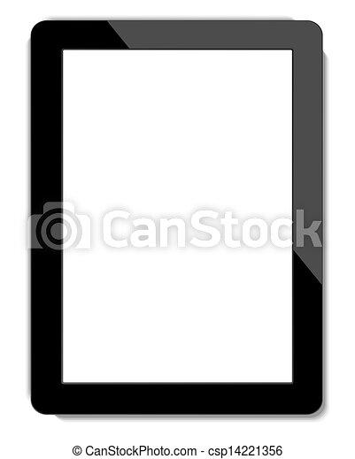Tablet computer - csp14221356