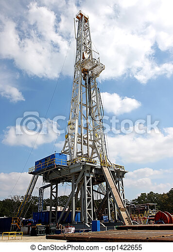 Drilling Rig - csp1422655