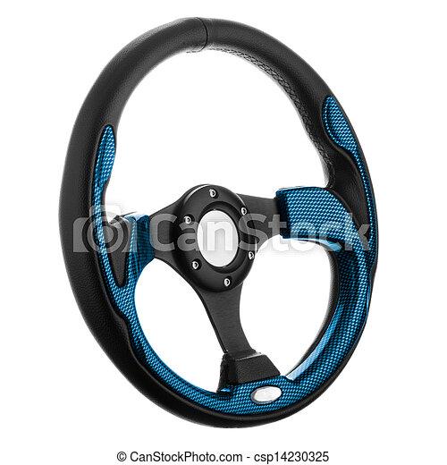 Steering wheel - csp14230325