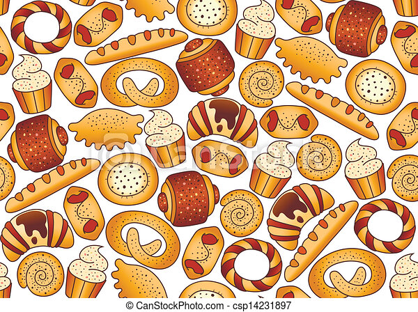 Cute Bakery Background Background With Bakery Pro