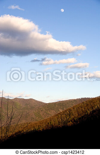 Appalachian Mountains - csp1423412