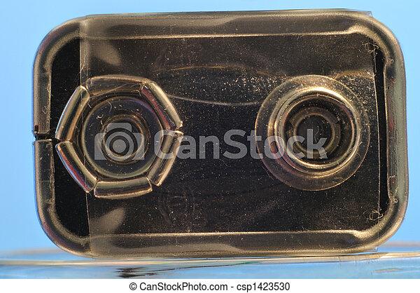 Nine Volt Battery - csp1423530