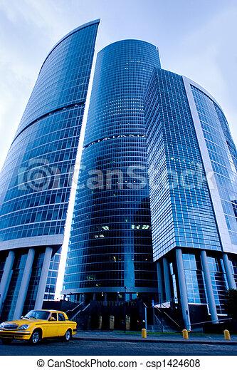 modern architecture - csp1424608