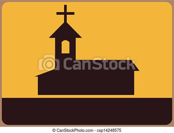 Church - csp14248575