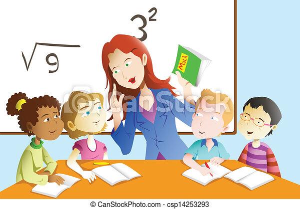 教室 - csp14253293