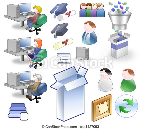 business user clipart - photo #9