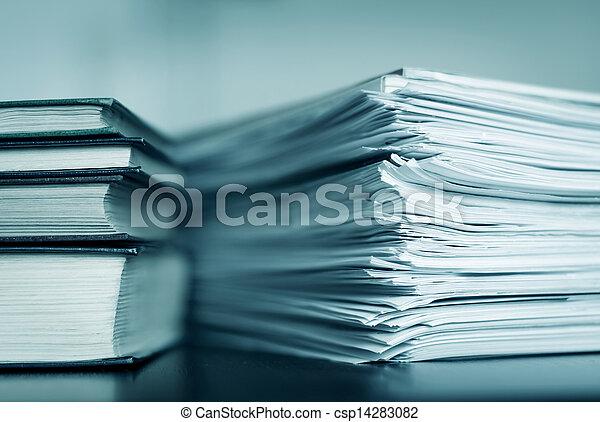 contabilidade, impostos - csp14283082