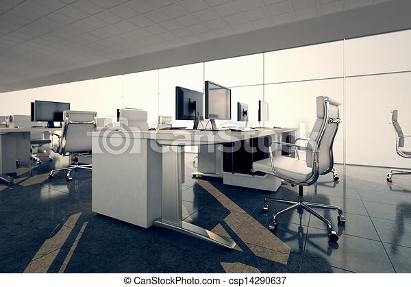 Office. - csp14290637