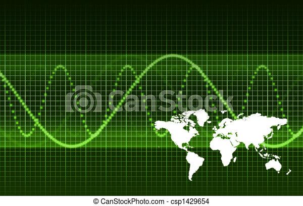 World Market Financial Research  - csp1429654