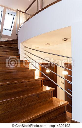 Grand design - Stairs - csp14302192