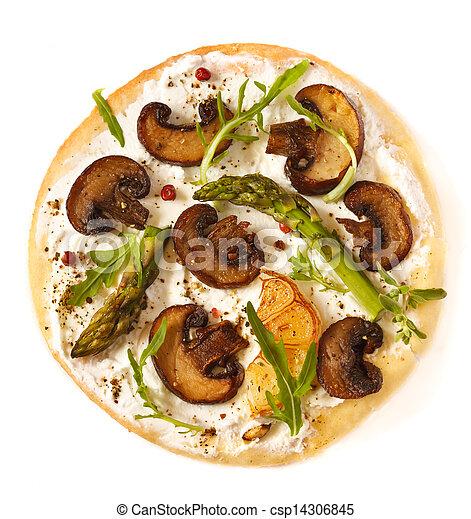 Vegetables pie. - csp14306845
