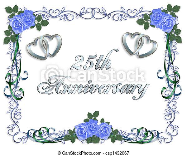 Anniversario Di Matrimonio Disegni.4570book Clipart 25 Anni Di Matrimonios In Pack 6613