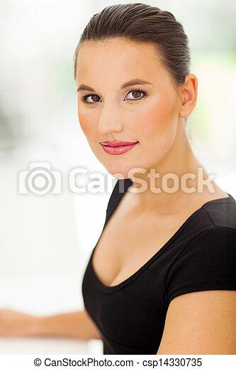 beautiful businesswoman - csp14330735