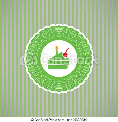 Happy Birthday - csp14333984