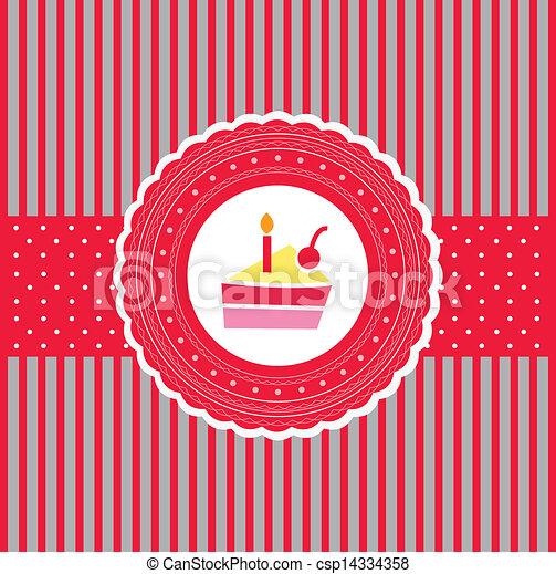 Happy Birthday - csp14334358