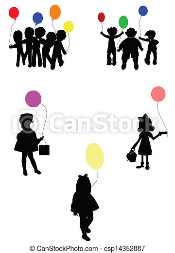 Birthday Cake Clip Art Silhouette