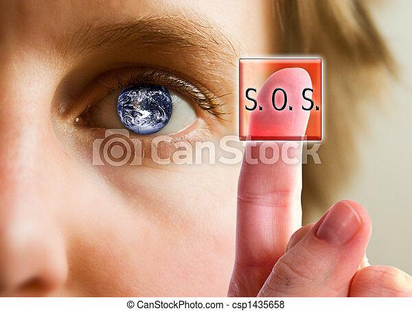 環境, 緊急事態 - csp1435658